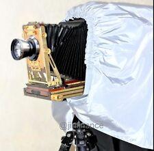 Dark Cloth Focusing Hood Silver Black Color 4x5 5x7 Large Format Camera 130cm