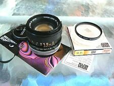 CANON FD 50MM F1.4 S.S.C LENS A-1 AE-1 AE-1P T90 T70 F-1 *BEAUTIFUL & MINT-