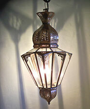 60 cm Lustre Marocain fert forgé lampe lanterne plafonnier applique luminaire 3