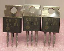 2SK513 / FET / TO220 / 3 PIECES (QZTY)