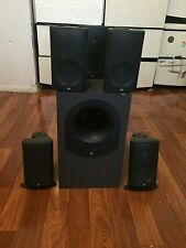JBL  5 Speaker Home Theater Speaker System with Subwoofer