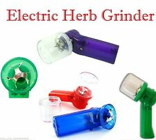 BRAND NEW ELECTRIC HERB GRINDER POLLINATOR + FREE POSTAGE