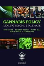 Cannabis Policy: Moving Beyond Stalemate-ExLibrary