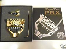FLOYD ROSE TOP MOUNT TREMOLO TAILPIECE STUD BRIDGE GOLD FRTX03000 FOR GIBSON