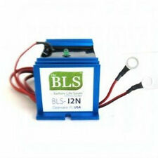 New Battery Life Saver BLS-12N Car Boat RV 12V Battery Desulfator Rejuvenator