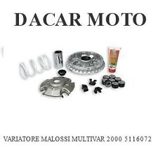 5116072 VARIATORE MALOSSI MULTIVAR 2000 KYMCO XCITING 400 IE 4T LC EURO 3