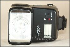 Kyocera Contax TLA-280 Dual Flash (For RTS & G Bodies) - Mint Minus Condition