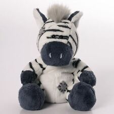 "4"" My Blue Nose Friends Chip the Zebra No. 8 - Plush Soft Toy"