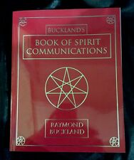 Buckland's Book of Spirit Communications by Raymond Buckland (Paperback, 2004)