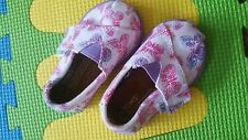 infant baby girl toms shoes butterfly size T2
