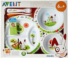 Philips AVENT SCF716/00 Baby Mealtime Set
