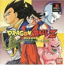 USED PS1 Dragon Ball Z: Legends Japan Import