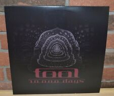 TOOL - 10,000 Days, Limited Edition Import 2LP BLACK VINYL New!
