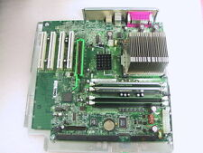 Genuine Dell Dimension 8200 Desktop Motherboard 4 PCI Slots 8G894 w/CPU+128Mx2