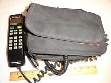 VINTAGE Technophone Model MC985A AMPS Mobile Telephone portable bag phone