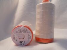 Aurifil Cotton Mako 50wt Quilting Thread-2311 Muslin 1422 yard spool