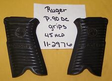 RUGER P 90 DC 45 CAL. FACTORY GRIP Removed from a working pistol