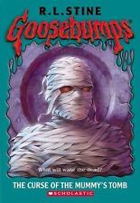 The Curse of the Mummy's Tomb (Goosebumps, No. 5) R. L. Stine Paperback