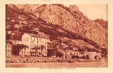 BF4387 hotel beau rivage menton france