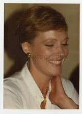 Julie Andrews - Vintage Candid by Peter Warrack - Previously Unpublished