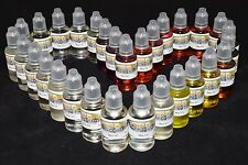 Pick Your Flavors! 6 x 30ml E-Liquid MAX VG Vaporizer Juice USA 0-Nicotine