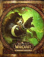 THE ART OF WORLD OF WARCRAFT MISTS OF PANDARIA BOOK BRAND NEW AND SEALED