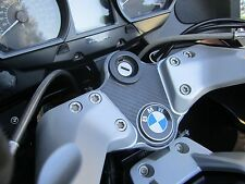 BMW R1200RT Carbon Fibre Effect Top Yoke Protector