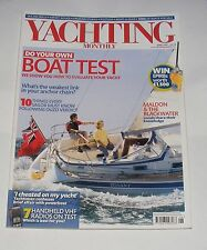 YACHTING MONTHLY JUNE 2007 - OUZO VERDICT: 10 THINGS EVERY SAILOR MUST KNOW