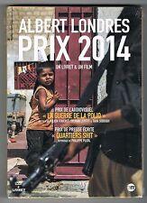 GRANDS REPORTERS - PRIX 2014 ALBERT LONDRES + UN LIVRET & UN FILM - NEUF NEW NEU