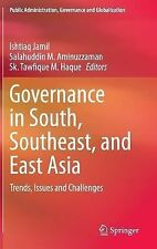 Public Administration, Governance and Globalization Ser.: Governance in...