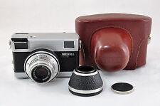 6641 Werra Objektiv Carl Zeiss Jena Tessar 2,8/50 DDR Fotoapparat Kamera