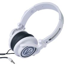 iFrogz Orion Deluxe Adustable Stereo Headphone Inline Mic (White)