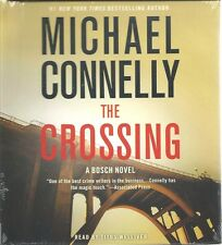 THE CROSSING Michael Connelly AUDIO BOOK Abridged BRAND NEW CDs #21 Harry Bosch