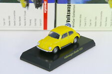 Kyosho 1/64 VW Beetle 1303 Yellow Volkswagen Miniature car Collection 2008