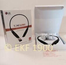 NEW Genuine LG TONE ULTRA  Wireless Stereo Headset HBS-810 BLACK