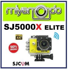 SJCAM Original SJ5000X Elite 4K WiFi Action Camera (Yellow)
