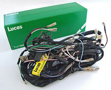 GENUINE LUCAS WIRING HARNESS TRIUMPH PRE UNIT T110 1955-59 UK MADE MAG & DYNAMO