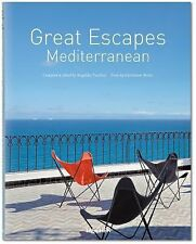 GREAT ESCAPES MEDITERRANEAN - CHRISTIANE REITER (HARDCOVER) NEW