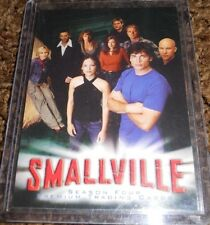 Smallville Season 4 SM4-1 Promo Trading Card