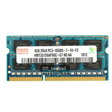 New Hynix 4GB PC3-8500 DDR3-1066MHz PC8500 204pin CL7  Laptop Memory Ram