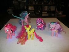 "My Little Pony Friendship is Magic Mania Lot 6"" to 9"""