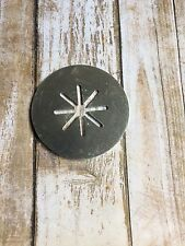 Wear-Ever Super Shooter Spritz Cookie Press SNOWFLAKE Replacement Disc Part #52