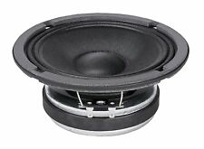 "Faital-Pro 8FE200 8"" Midrange Midbass 260W Professional Woofer Speaker 4-Ohm"