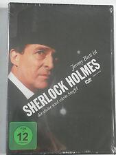 Sherlock Holmes TV Serie Jeremy Brett - 3. & 4. Staffel Memoiren, Buch der Fälle
