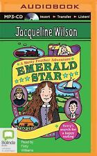 Hetty Feather: Emerald Star 3 by Jacqueline Wilson (2015, MP3 CD, Unabridged)