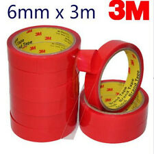 DZ594 Double-sided Clear Transparent Acrylic Foam Adhesive Tape 6MM X 3M