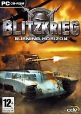Blitzkrieg: Burning Horizons for Windows PC - UK Preowned - FAST DISPATCH