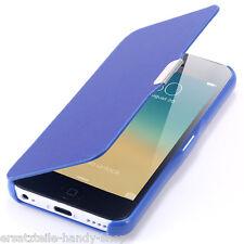 Tasche für Apple iPhone 5c Klap Tasche Hülle Ständer   Cover Case  Schale