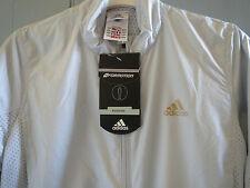 NEW Adidas Super Nova Ladies Formotion Running Jacket Light Grey Medium