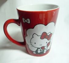 KIT KAT Limited Edition RED CUP MUG HELLO KITTY Red Phone Nestle MALAYSIA 2017